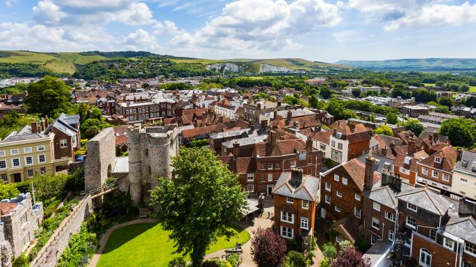 Lewes-an historic town