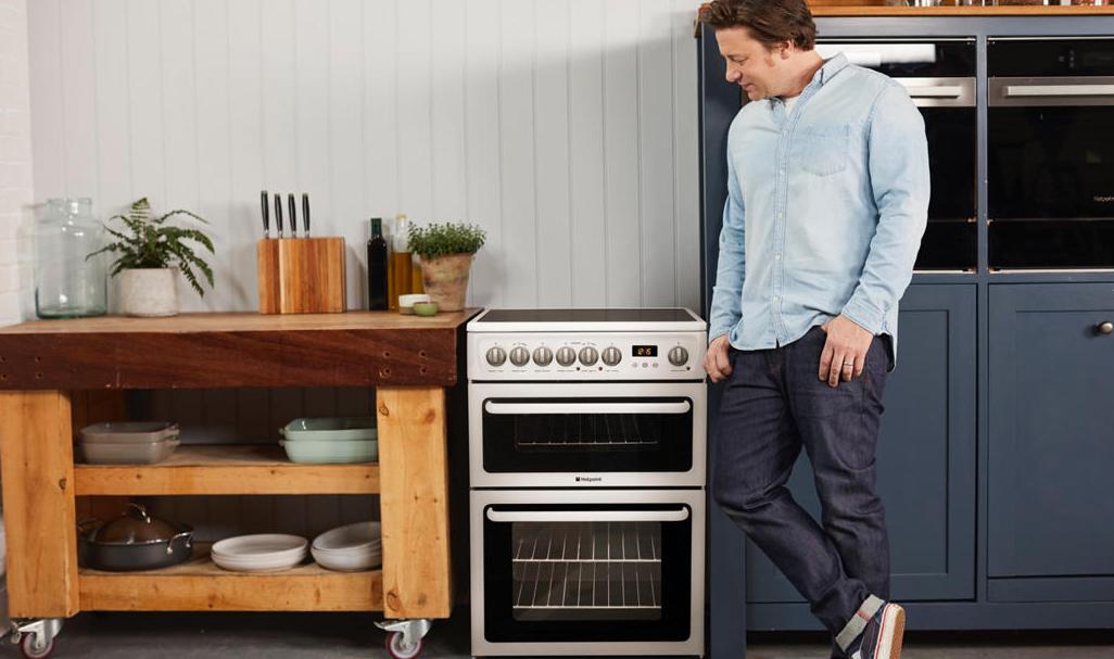 Hotpoint-Jamie Oliver