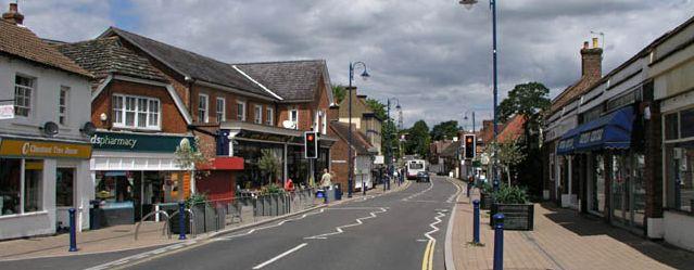 Billingshurst High Street