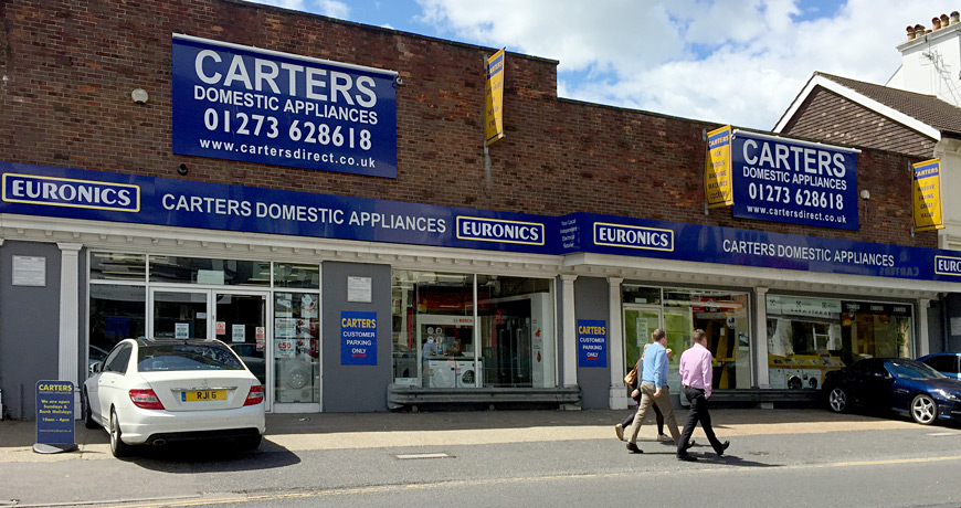 Carters Brighton Store