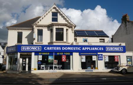 Our Carters Euronics Worthing Store