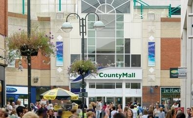 Crawley Mall