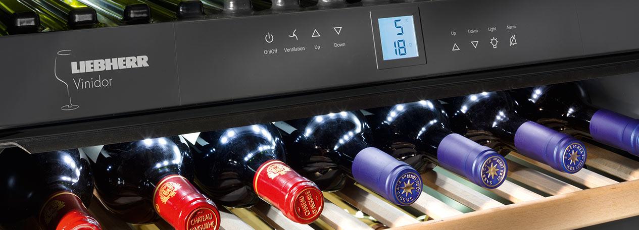 Liebherr Wine Storage Solutions