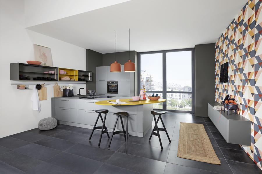 Modern Kitchen-Vida