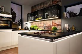 lighting effect nolte kitchens