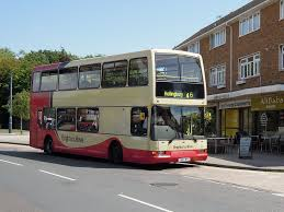 buses at southwick