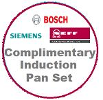 Siemens EU611BEB1E Hob