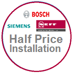 Bosch SMV40C40GB Dishwasher
