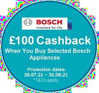 Bosch WAU28PH9GB Washing Machine