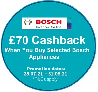 Bosch WIW28501GB Washing Machine