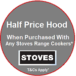 Stoves 444410943 Range Cooker