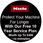 Miele WSR863WPS Washing Machine