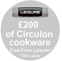 Leisure CK110F232K Range Cooker