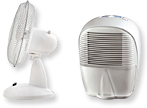 Electric Fans and Dehumidifiers