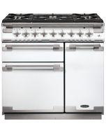 Rangemaster ELS90DFFWH/ Range Cooker