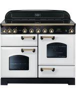 Rangemaster CDL110EIWH/B Range Cooker