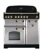 Rangemaster CDL90EIRP/B Range Cooker