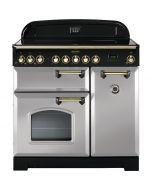 Rangemaster CDL90ECRP/B Range Cooker