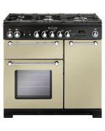 Rangemaster KCH90DFFCR/C Range Cooker