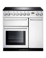 Rangemaster NEX90EIWH-C Range Cooker