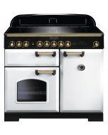 Rangemaster CDL100EIWH/B Range Cooker