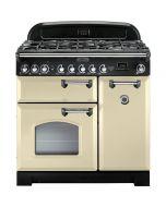 Rangemaster CDL90DFFCR-C Range Cooker