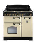 Rangemaster CDL90ECCR-B Range Cooker