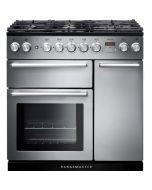 Rangemaster NEX90DFFSS/C Range Cooker