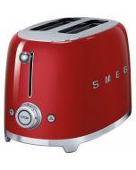 Smeg TSF01RDUK Toaster/Grill