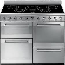 Smeg SYD4110I Range Cooker