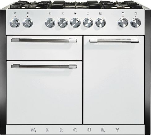 Mercury Home Del Only MCY1000DFSD Range Cooker