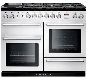 Rangemaster NEX110DFFWH-C Range Cooker