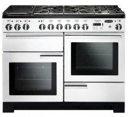 Rangemaster PDL110DFFWHC Range Cooker