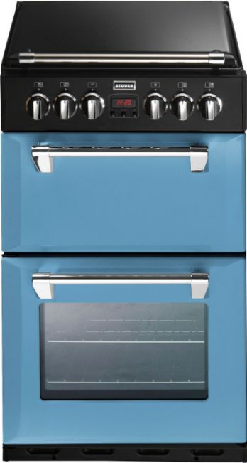 Stoves RICH-550DFW-DAB Oven/Cooker