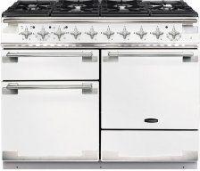 Rangemaster ELS110DFFWH Range Cooker