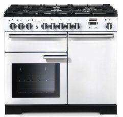 Rangemaster PDL100DFFWHC Range Cooker