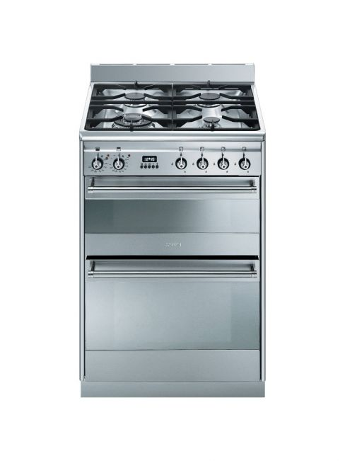 Smeg SUK62MX8 Oven/Cooker