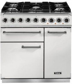 Falcon F900DXDFWH-NM Range Cooker