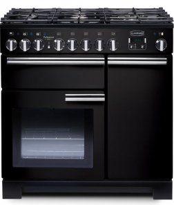 Rangemaster PDL90DFFGBC Range Cooker