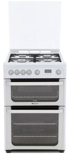 Hotpoint HUG61P Oven/Cooker