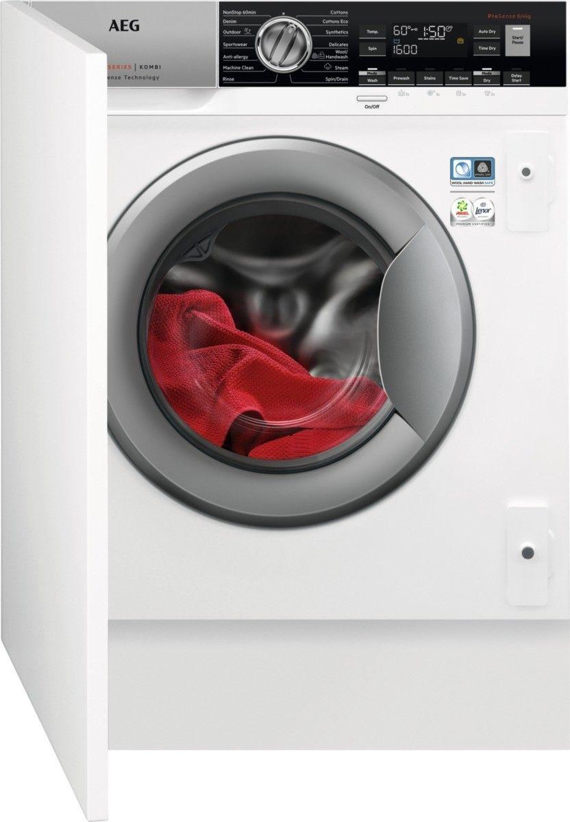 Aeg L7wc8632bi Washer Dryer