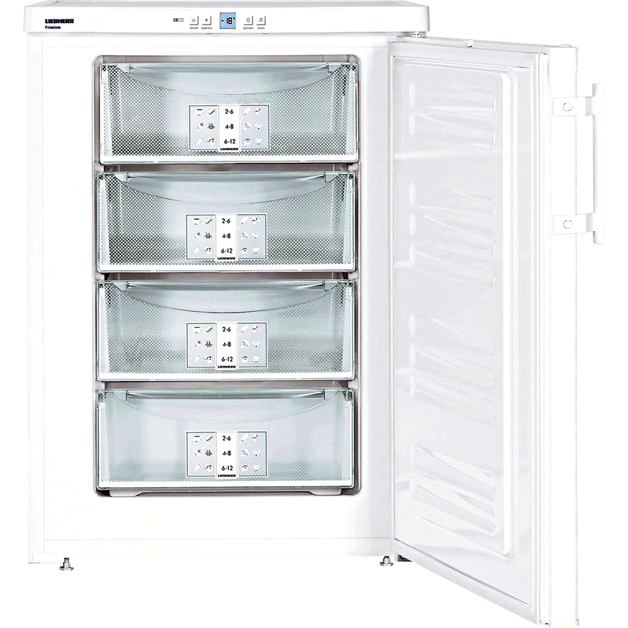 Liebherr Drawer Freezer Transparent Front 415x155x370mm