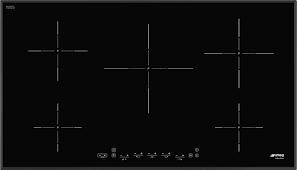 Smeg SI5952B Hob