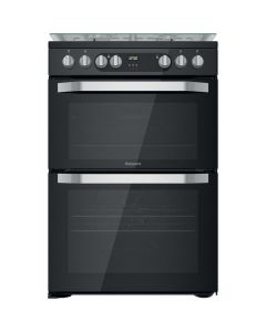 Hotpoint HDM67G9C2CB Oven/Cooker