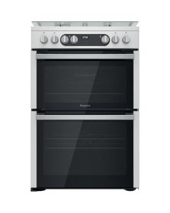 Hotpoint HDM67G9C2CX Oven/Cooker