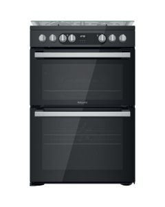 Hotpoint HDM67G9C2CSB Oven/Cooker