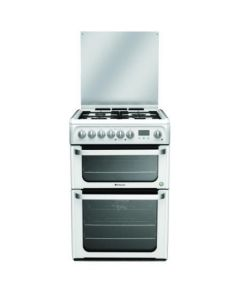Hotpoint HUD61P Oven/Cooker