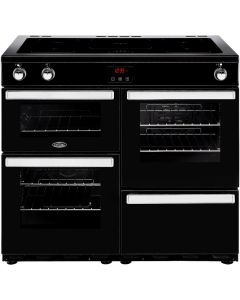 Belling COOKCENTRE100EIBLK Range Cooker