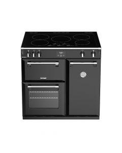 Stoves ST RICH S900EI BK Range Cooker