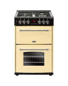 Belling FARMHOUSE60DFCRM Oven/Cooker
